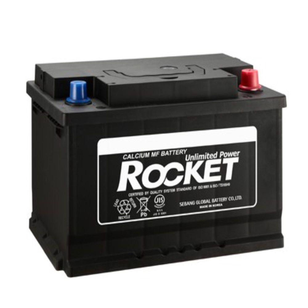 Ắc quy ROCKET SMF 55D23L/R (12V-60AH)