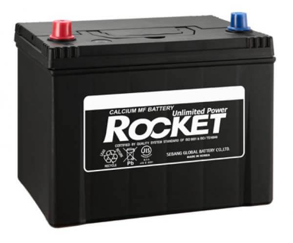 Ắc quy ROCKET SMF 56220 (12V-62AH)